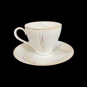 Eva Zeisel for Johann Haviland Tea Cup & Saucer